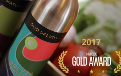 Another Gold Medal for Brezza Tirrena in the NYIOOC