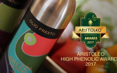 Aristoleo High Phenolic Gold Medal